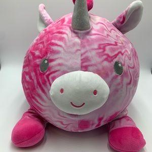 Kids Preferred Cuddle Pals Pink Unicorn Round!